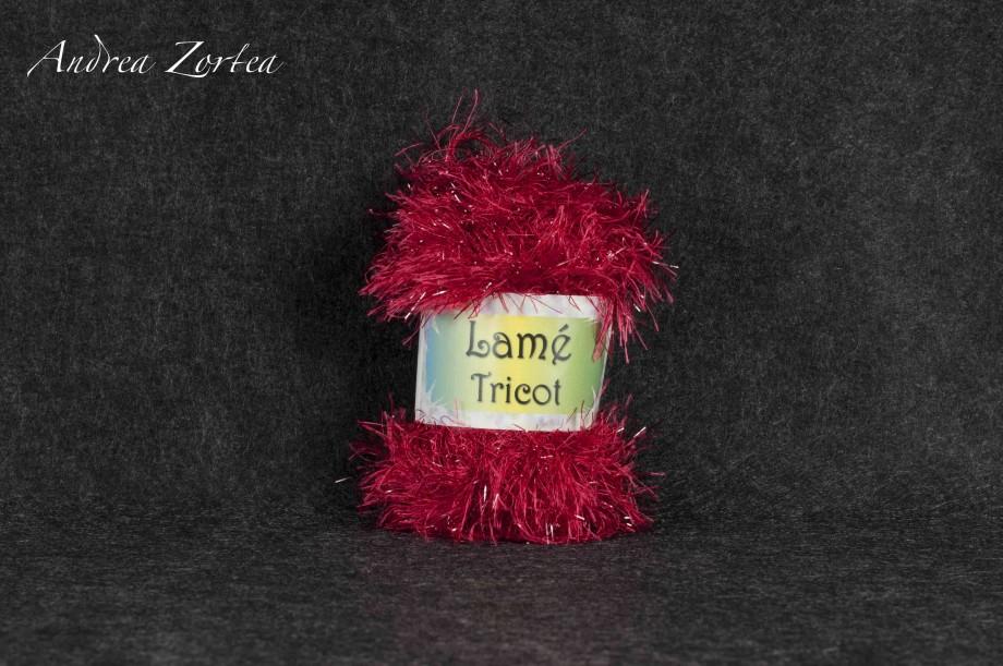 Lamé Tricot