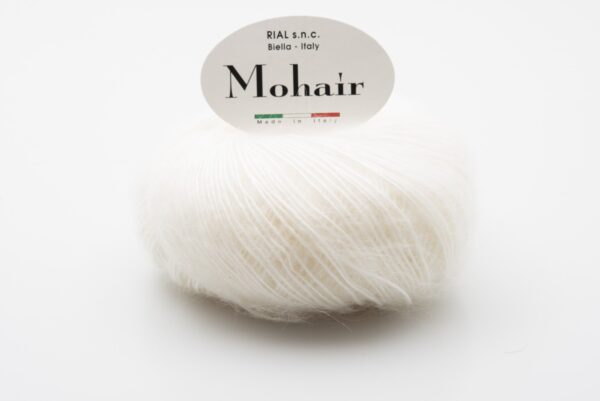 Mohair - colore 1