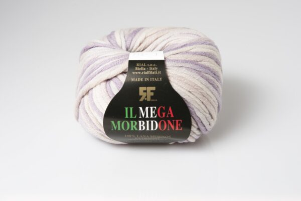 Mega Morbidone Fantasy Color - 610