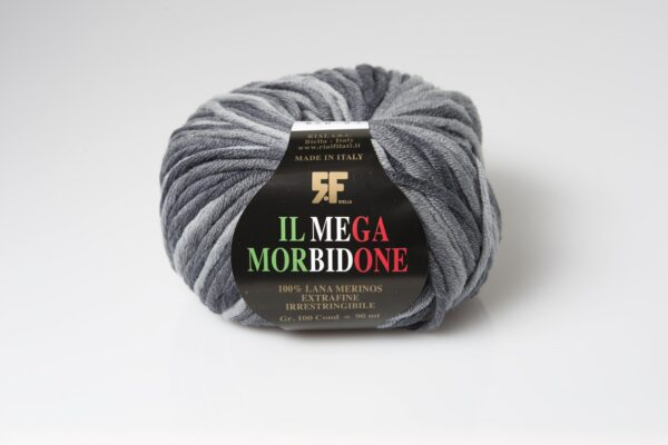 Mega Morbidone Fantasy Color - 630