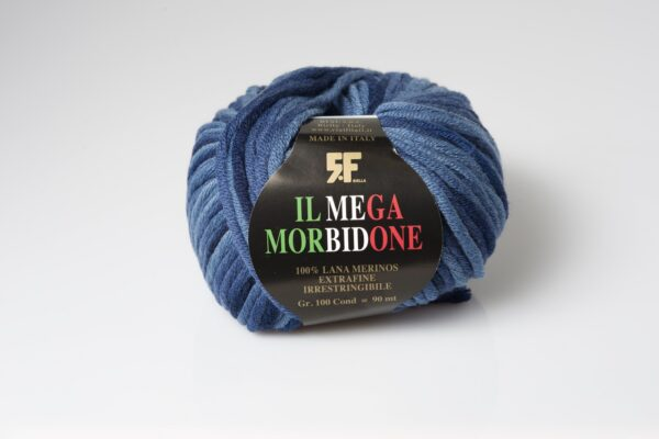 Mega Morbidone Fantasy Color - 650