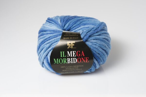 Mega Morbidone Fantasy Color - 660
