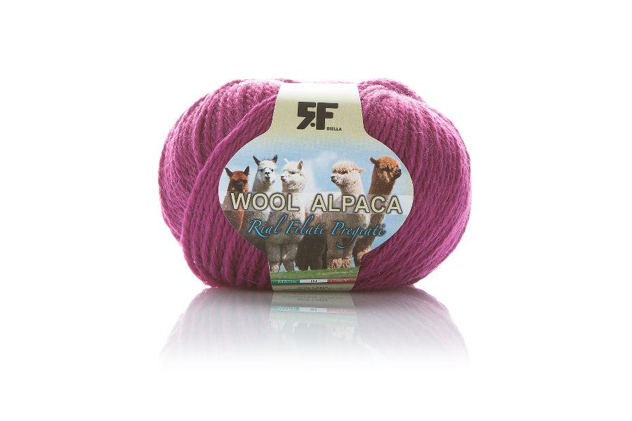 Alpaca Wool - colore 504