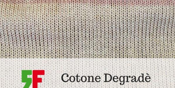 Novità: Cotone Degradè